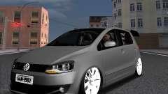 Volkswagen Fox 4P 2012 Com Som для GTA San Andreas