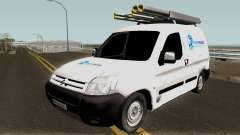 Citroen Berlingo HidroPrahova Edition для GTA San Andreas