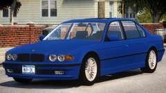 1998 BMW 750 E38