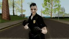 GTA Online Female Random Skin 4 Police Officer