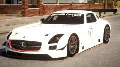 Mercedes-Benz SLS AMG PJ1 для GTA 4