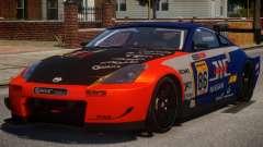 Nissan 350Z Supreme PJ3 для GTA 4