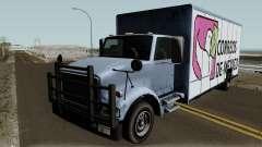 Vapid Benson Mexicano для GTA San Andreas