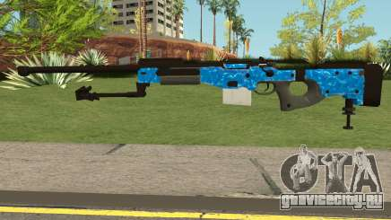 Rules Of Survival Sniper Rifle для GTA San Andreas