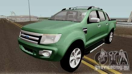 Ford Ranger 2012 для GTA San Andreas