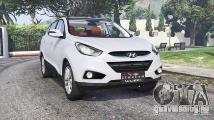 Hyundai ix35 (LM) 2010 [add-on] для GTA 5