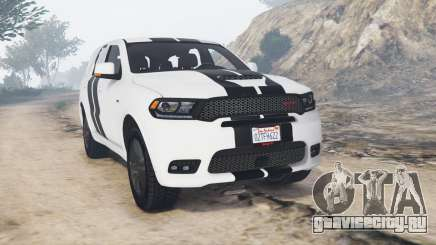 Dodge Durango SRT Mopar 2018 v1.9.1 [replace] для GTA 5