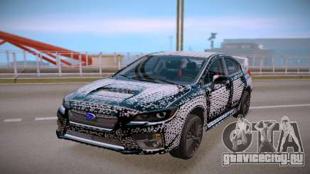 Subaru WRX STI 2017 Geometric для GTA San Andreas