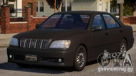 1999 Toyota Crown S 170 для GTA 4