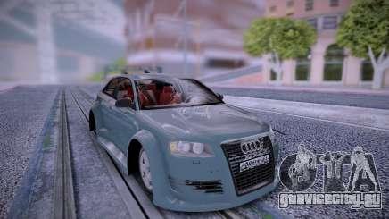 Audi A3 Rus Plates для GTA San Andreas