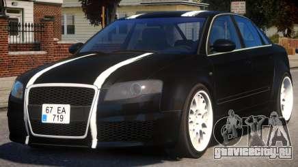 Audi RS4 PJ3 для GTA 4