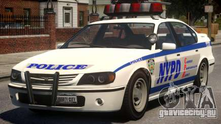 NYPD Police Patrol для GTA 4