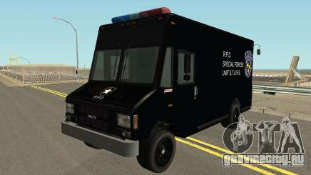 Boxbille Police S.T.A.R.S. Resident Evil 2 для GTA San Andreas