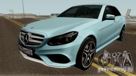 Mercedes-Benz E200 для GTA San Andreas