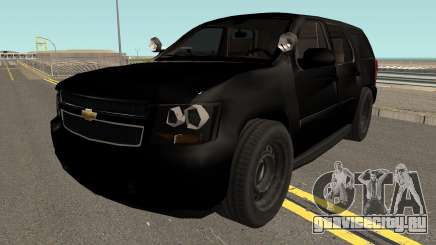 Chevrolet Tahoe SUV (Police Livery) Low-poly для GTA San Andreas