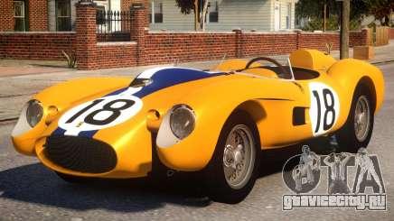 1957 Ferrari Testa Rossa PJ1 для GTA 4