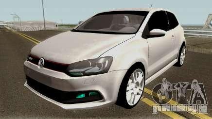 Volkswagen Polo GTI HQ для GTA San Andreas