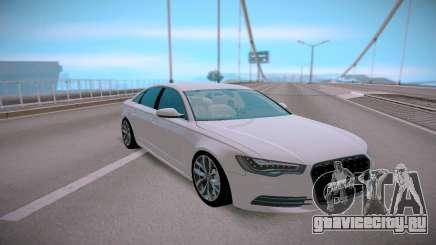 Audi A6 2.4 для GTA San Andreas