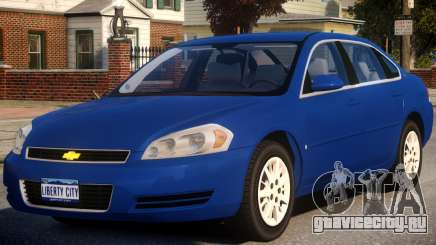 2010 Chevrolet Impala LS для GTA 4