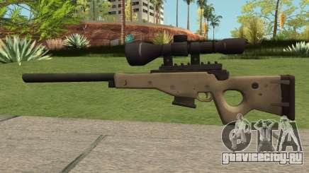 Fortnite Bolt Sniper для GTA San Andreas