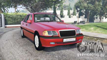 Mercedes-Benz C 230 (W202) 1997 [replace] для GTA 5