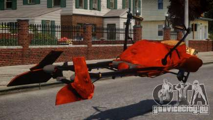 Star Wars Speeder Bike V 2.2 для GTA 4