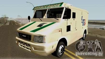 Iveco Armored Car для GTA San Andreas