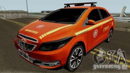 Chevrolet Onix Brazilian Police для GTA San Andreas