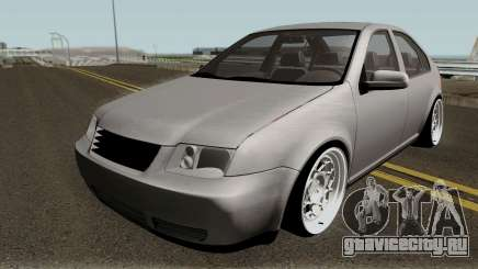 Volkswagen Bora Clean для GTA San Andreas