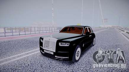Rolls Royce Phantom 2018 для GTA San Andreas