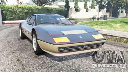 Ferrari 512 Berlinetta Boxer 1976 v2.0 [add-on] для GTA 5