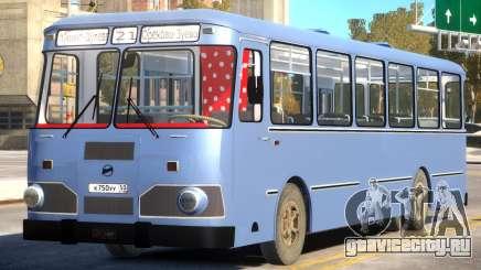 Liaz 677 V3 для GTA 4