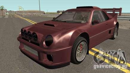 Vapid GB200 GTA V IVF HQ для GTA San Andreas