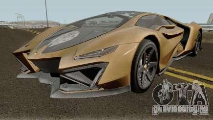 Pegassi Millennium GTA V для GTA San Andreas