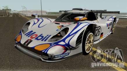 Porsche 911 GT1 1998 для GTA San Andreas