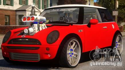 Mini Cooper S V8 для GTA 4