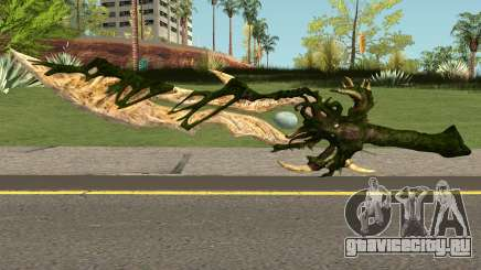 Call of Duty Black Ops 3 Zombies Apothicon Sword для GTA San Andreas