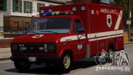Ford E-150 ELS-H для GTA 4
