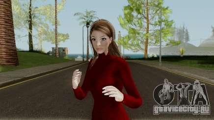 Britney Spears (Oops I Did It Again) для GTA San Andreas