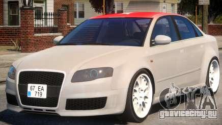 Audi RS4 PJ2 для GTA 4