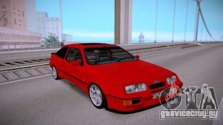 Ford Sierra Red для GTA San Andreas