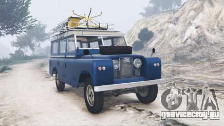 Land Rover Series II 109 Station Wagon 1971 для GTA 5