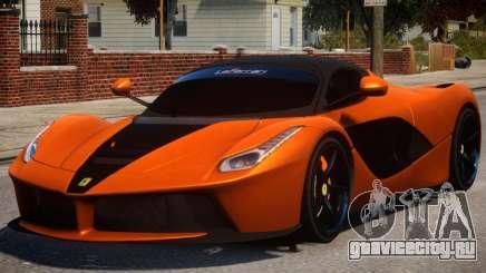 Ferrari LaFerrari PJ2 для GTA 4