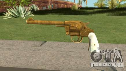 Double Action Revolver From GTA Online для GTA San Andreas