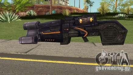 Marvel Future Fight - Rocket Raccon Shotgun для GTA San Andreas