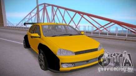 Lada Kalina 1117 Sport для GTA San Andreas