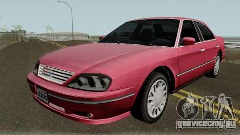 Ford Taurus Sedan 2003 для GTA San Andreas