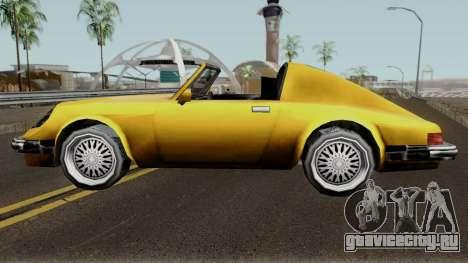 Comet from GTA Vice City для GTA San Andreas