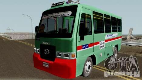 Buseta Mazda T для GTA San Andreas