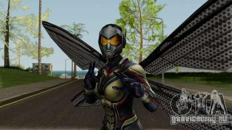 Marvel Future Fight - The Wasp (ATW) для GTA San Andreas